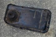 Jeep Cj Transmission Tunnel Cover Willys Amc Cj Shifter Lever Plate W/boot