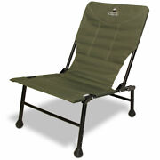 Carp Fishing Chair Seat With Adjustable Front Legs Light Weight Only 2.8kg