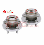 2 Front Wheel Bearing Hub Assembly For 1999 - 2004 Jeep Grand Cherokee 513159