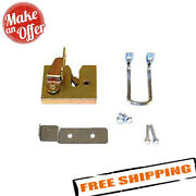 Weather Guard 70732 Tool Box Latch With Striker And Mounting Hardware
