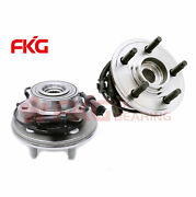 For Ford Explorer Mountaineer Mercury W/abs 2 Front Wheel Hub Bearing 515078