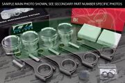 Cp Pistons Brian Crower H Beam Rods Vtec B20 W B16 Or B18 Head 84mm 10.2 Ft