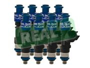 445cc Fic Fuel Injector Clinic Injectors 86-12 Ford Mustang Highz Is403-0445h