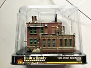 Woodland Scenics 1/160 N Scale Clyde And Dales Barrel Factory Built And Ready 4924