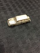 Vtg Solid Sterling Silver Marked 925 Model Woodie Car Wagon Suburban Very Nice