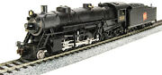 Broadway Limited 1/87 Ho Canadian National 2-8-2 3724 Sound Dc/dcc F/s 2905