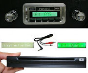 1968-72 Gto/lemans/tempest Radio Charge And Play Ipod/1 Disc Cd+ 630 Ii Stereo