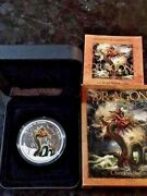 2012 Australian Dragons Of Legend - Chinese Dragon 1oz Silver Proof Coin