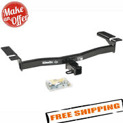 Draw-tite 75992 Class Iii Trailer Hitch Receiver For 07-15 Ford Edge/lincoln Mkx