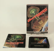 Vintage Boxed Atari 5200 Game The Dreadnaught Factor Tested And Working