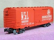 Lionel O Scale 6-27292 Minneapolis And St Louis Peoria Way 40ft Ps-1 Box Car Nib