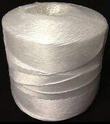 Twine Many Uses Large Industrial 10500 Ft Spool Of Polypropylene Usa Made