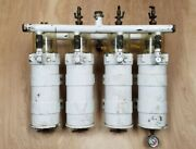 Racor 1000 Series Diesel Fuel Filter/ Water Separator 4 Units