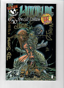 Witchblade Special Edition 10 - Grade Nm - Dynamic Forces. Signed 7 Times Coa