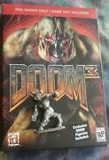 Doom Baron Of Hell Pewter Reaper Miniatures Id Software 66612 W/ Doom 3 Preorbox