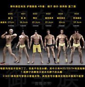 1/6 Tbleague Phicen M30 M31 M32 M33 M34 M35 Male Body 12and039and039 Figure Doll