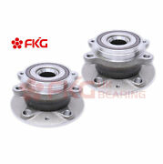 2 New Front Wheel Hub Bearing Assembly Fits 2009-2017 Volkswagen Tiguan 513253