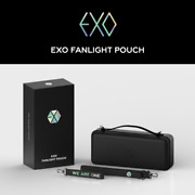 Kpop Exo 엑소 Official Goods Fan Light Stick Case Pouch Bag + Tracking Number