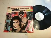 The Rocky Horror Picture Show Uk Lp And03975 Tim Curry Movie Ost Vinyl Soundtrack Ode