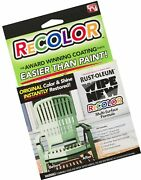 Rust-oleum Rrcal Wipe New Multi-surface Formula Recolor Kit, 2 Oz, Clear