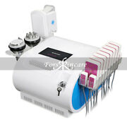 5in1 Cavitation Radio Frequency Lipo Laser Cooling Slimming Body Shape Machine