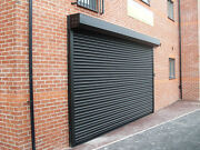 Electric New High Security Roller Shutter - All Sizes Available.