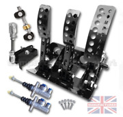 Fits Bmw E36 Floor Mounted Cable Pedal Box Kit Andndash 3-pedal Ap Cylinders