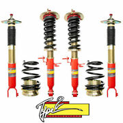 For 03-08 Nissan 350z Function And Form F2 Type 2 Height Adjustable Full Coilovers