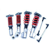 Godspeed Mono Rs Coilovers Kit 32 Ways For Hyundai Genesis Coupe 2011-16 52mm