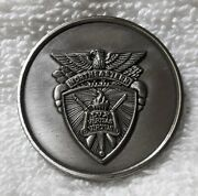 Authentic Army Rotc Northeastern University Boston Old And Rare Challenge Coin