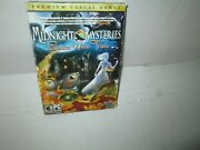 Midnight Mysteries Salem Witch Trials Rare Pc Game Medieval Horror Mint