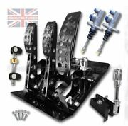 Fits Renault Clio Mk3 2.0 Rs 197 06-09 Floor Mounted Cable Pedal Box Kit
