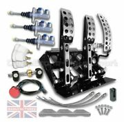Fits Renault Clio Mk3 2.0 Rs 197 06-09 Floor Mounted Hydraulic Pedal Box Kit