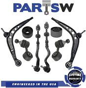 8 Pc Front Control Arm Ball Joint Tie Rods Suspension Kit Fits Bmw 3 Series E36