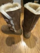 New Ugg Womens Ladies Boots F27015e Size Us7 New