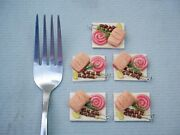Barbie Dollhouse 112 Miniature Kitchen Meat Beef Sausage Bbq Shop Play G Scale.