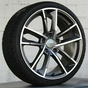 4 20x9 5x112 Wheels/tires Pkg Audi A4 A6 A7 A8 S4 S6 S7 S8 Rs6 Q5 Q3 Rs7 Rs4