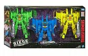 Transformers Siege War For Cybertron Target Voyager Rainmakers / Seekers 3 Pack