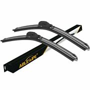 Ablewipe 22and22 Windshield Wiper Blades Window Fit For Audi A6 C6 Quattro S6