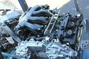 Engine Assembly Nissan Murano 19
