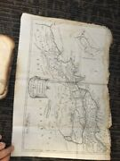 1738 Travels In Barbary Levant North Africa Egypt Palestine Cyprus Syria Maps