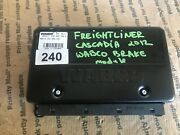 Freightliner Cascadia Semi Truck 2012 Wabco Abs Brake Module Assembly Unit