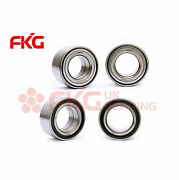 4x Polaris Rzr 800 Rzr-4 800-s Front And Rear Wheel Bearings 2010- 2012 2013 2014