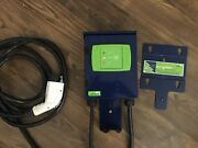Leviton Evb22-3pm Evergreen Electric Vehicle Charger 3.8 Kilowatt Output Inhomeandnbsp