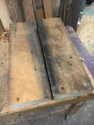 10 Bd Ft 4 Pcs Old Growth Reclaimed White Pine 2 Ft X 2x8 Lumber