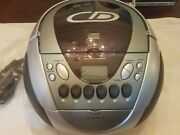 Audiovox Cd Player And Tape Player Comes With Cord