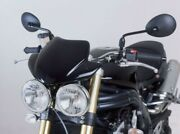 3930 Puig Dome Screen Naked New Generation Triumph Speed Triple 2005-2010