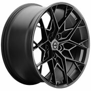 19 Hre Ff10 Black 19x9 Forged Concave Wheels Rims Fits Nissan Maxima