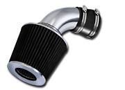 Bk Filter Short Ram Air Intake For 91-97 Chevy / Geo Metro 1.0l And L3 / 1.3l And L4