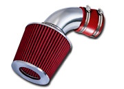 Rd Filter Short Ram Air Intake For 91-97 Chevy / Geo Metro 1.0l And L3 / 1.3l And L4